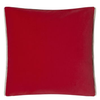 Designers Guild Varese Scarlet Decorative Pillow