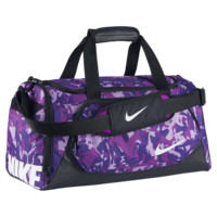 Nike YA TT (Small) Kid's Duffel Bag (Purple)