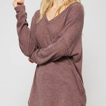 Loose Fit Tunic Top