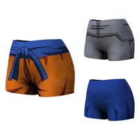 Dragon Ball Z Women Shorts