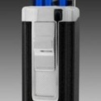 JetLine Houston Butane Lighter - Black