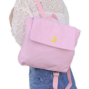 Babe Canvas Shoulder Bag