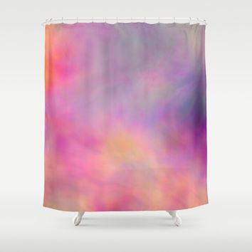 Amazed by You Shower Curtain by Christy Leigh