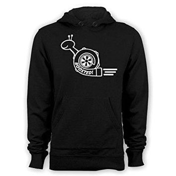 Boosted Hoody turbo charger hoody graphic turbo snail jdm turbo hoody, 3X-Large