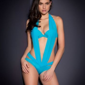 New In by Agent Provocateur - Lyssandra Swimsuit