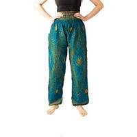Women Trouser Pants Gypsy Women Harem Pants Elephant Pants Hippie Clothes Genie Pants