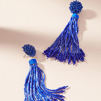 Kennedy Tassel Drop Earrings