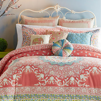 Jessica Simpson Amrita Medallion Bedding Collection | Dillards