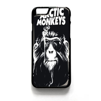 Arctic Monkeys Art Wallpaper for iPhone 4 4S 5 5S 5C 6 6 Plus , iPod Touch 4 5  , Samsung Galaxy S3 S4 S5 Note 3 Note 4 , and HTC One X M7 M8 Case Cover