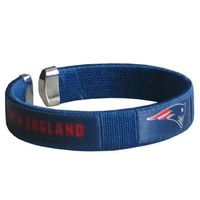 NFL New England Patriots Fan Band Bracelet