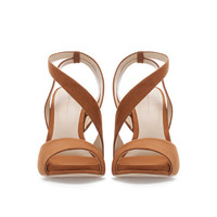 HIGH HEEL STRAPPY SANDALS - Shoes - Woman | ZARA United States