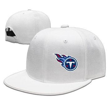 Tennessee Titans Breathable Unisex Adult Womens Baseball Cap Mens Hip-hop Hats