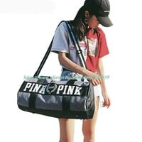 Black Duffle Travel  Duffle Bag --Better Quality,Better Material,0.66kg