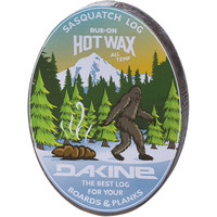 DAKINE Sasquatch Log Wax Assorted, One