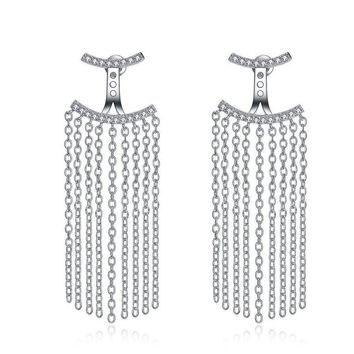 Elite Waterfall Fashion Earrings