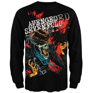 Avenged Sevenfold - Screaming Long Sleeve T-Shirt