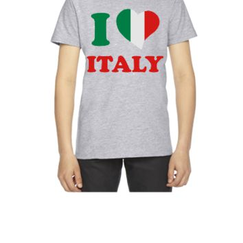 I love Italy - Youth T-shirt