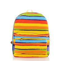 Canvas Stylish Fashion Backpack = 4887968132