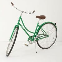 Linus Dutchi-1 Bike  by Anthropologie Green One Size Gifts