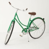 Linus Dutchi-1 Bike  by Anthropologie Green One Size House & Home