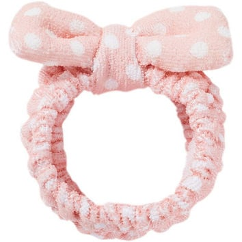 The Vintage Cosmetic Company Dolly Bow Make-Up Headband
