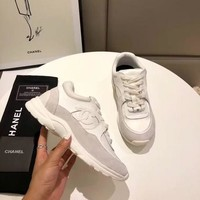 New Fashion Double C Low Top Sneaker Reference #207 - Ready Stock