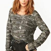 Mara Stripe Knit