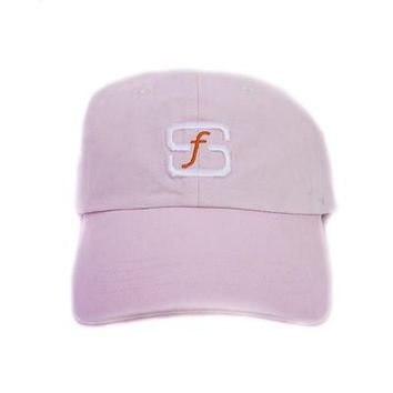 SF Native Classic Cap in pale pink