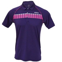 adidas Men's Adizero Graphic Chest Print Polo