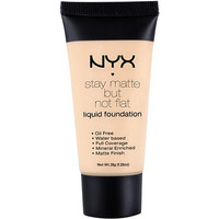 Stay Matte But Not Flat Liquid Foundation | Ulta Beauty