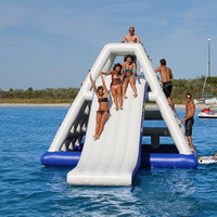 Inflatable Water Park  @ Sharper Image