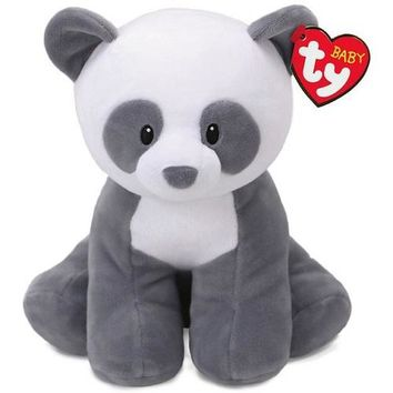 Ty® Baby Ty Medium Mittens Panda Stuffed Animal, 13""