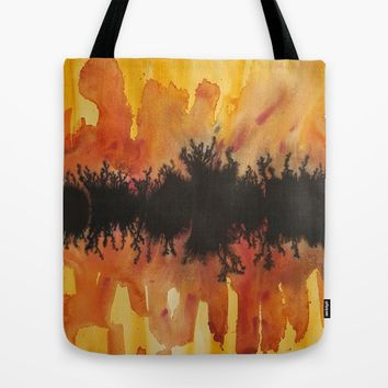 Tried to Live Tote Bag by Ducky B