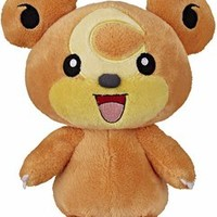 Pokemon Jakks Pacific Series 13 Mini Plush Teddiursa