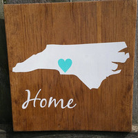 pick your state home love signs home swee home wood painting hand painted wedding decor home love sign home hand painted love signs