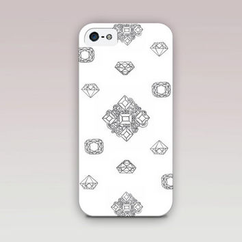 Jewels Phone Case For - iPhone 6 Case - iPhone 5 Case - iPhone 4 Case - Samsung S4 Case