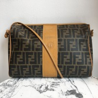 Fendi Monogram Crossbody