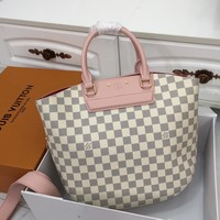 Lv Louis Vuitton Fashion Women Men Monogram Order Business Bags Neverfull Gm