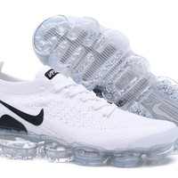 HCXX N340 Nike Air Vapormax Flyknit 2 Casual Running Shoes White