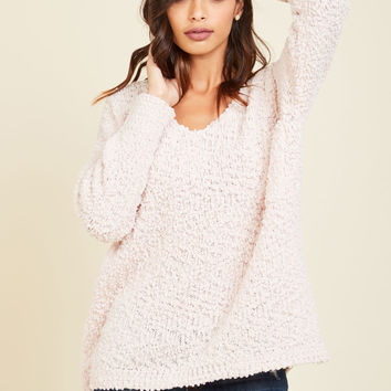 Comfort to Terms Sweater | Mod Retro Vintage Sweaters | ModCloth.com
