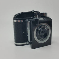 Vintage Beacon II Camera with Case Whitehouse Products
