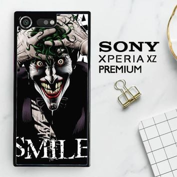 Joker Batman The Killing Joke C0031 Sony Xperia XZ Premium Case
