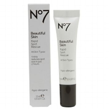 Boots No7 Beautiful Skin Rapid Spot Rescue | Walgreens