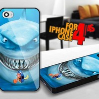 Finding Nemo for iPhone 4 / 4s Black case