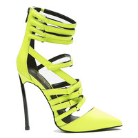 LUST FOR LIFE KROWN PUMP - CITRON