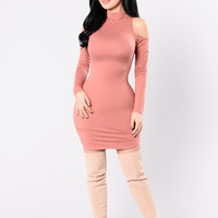 Le Freak Dress - Mauve