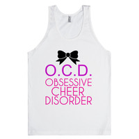 OCD OBSESSIVE CHEER DISORDER