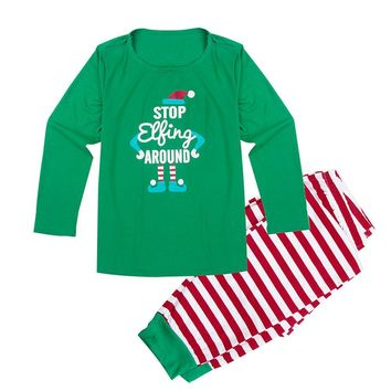 Kids Holiday Pajamas