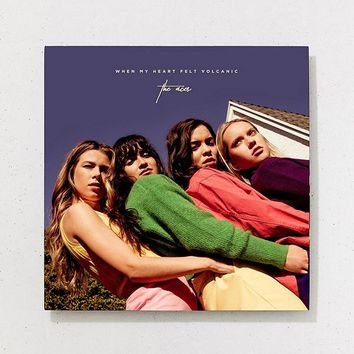 The Aces - When My Heart Felt Volcanic 2XLP | Urban Outfitters