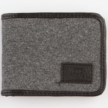 Vans Exter Wallet Grey One Size For Men 23865611501